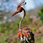 Rostiger Vogel