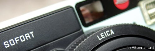 Leica Sofort preview