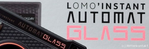 Lomo'Instant Automat Glass